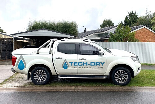 Contact Tech-Dramp Damp Proofing Solutions
